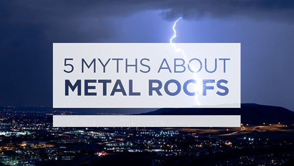 Do Metal Roofs Attract Lightning Lianro Metal Roofs